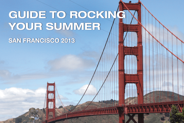 Top 10 things to do in SF this summer