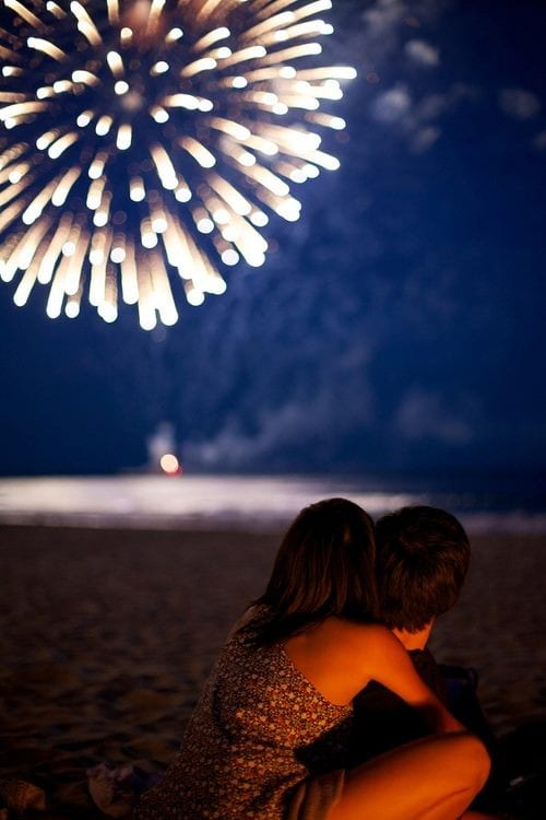 fireworks couple 2