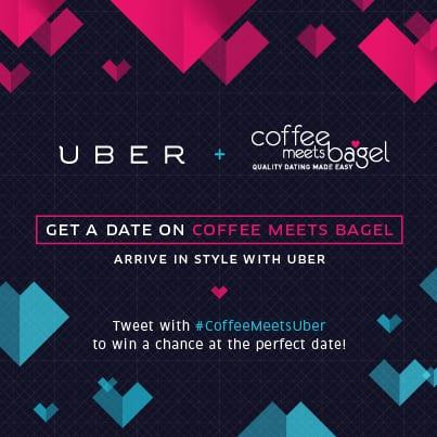 #CoffeeMeetsUber