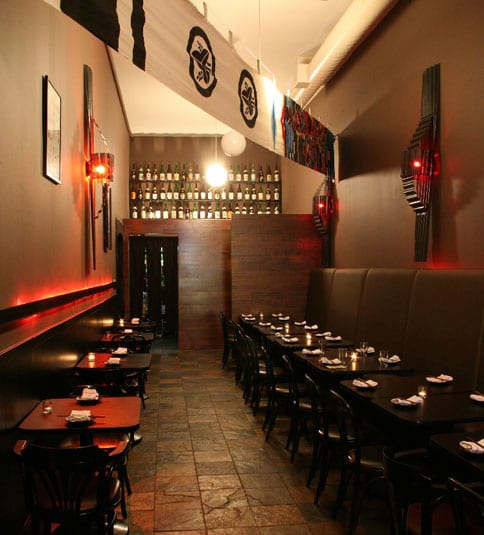 Nombe Izakaya SF, Best Japanese Restaurant in San Francisco, Ramenburger