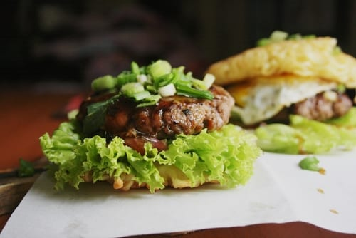 Ramenburger recipe, ramenburger