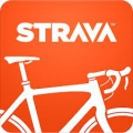 Strava, favorite exercise app, competitive biking