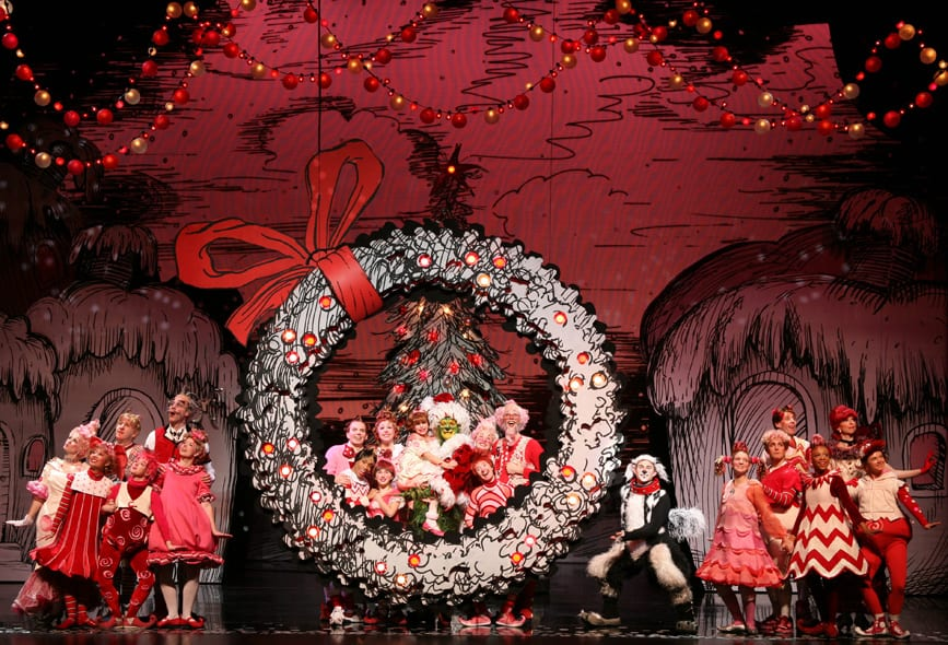 Christmas Musical, How the Grinch Stole Christmas, Christmas date ideas