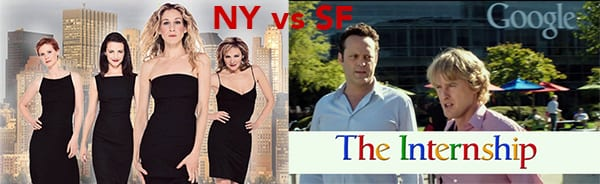 Dating in New York and San Francisco