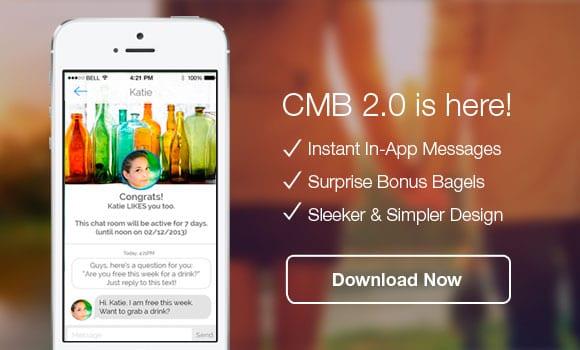 CMB 2.0 Launch