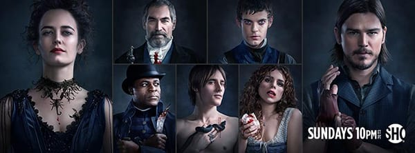 Penny Dreadful Cover Photo
