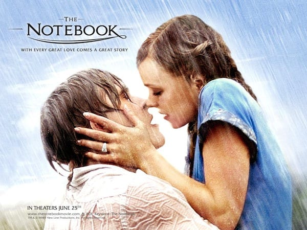 9 romantic movies
