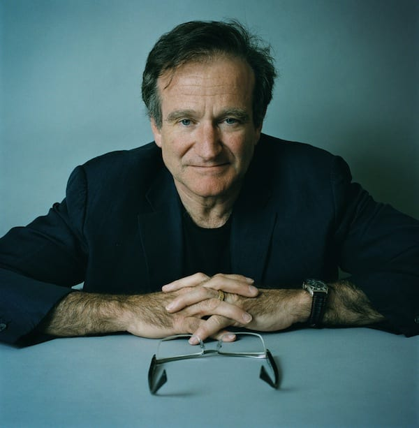robin williams love