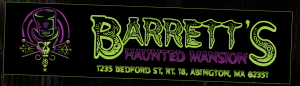 Haunted Houses to Take Your Date