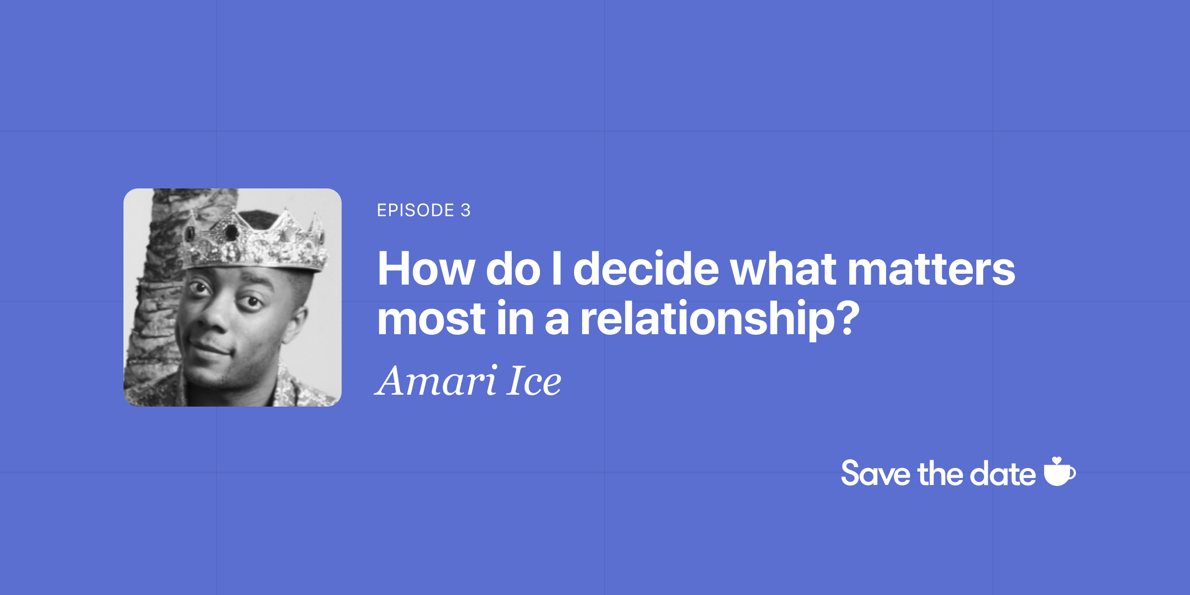 Amari Ice, Episode 3